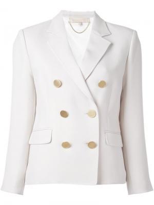 Двубортный пиджак Vanessa Bruno. Цвет: белый