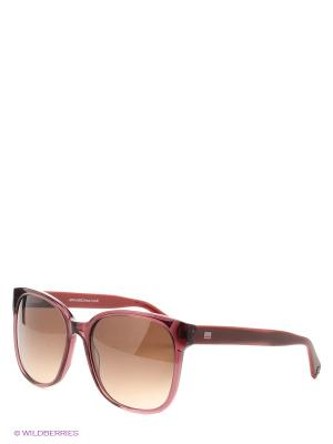 Солнцезащитные очки IS 11-273 08P Enni Marco. Цвет: сливовый