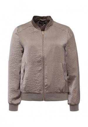 Куртка Stella Morgan. Цвет: коричневый