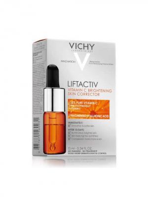 Vichy Концентрат молодости кожи, Liftactiv 10 мл. Цвет: белый