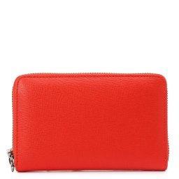 Кошелёк  124 красно-оранжевый GIANNI CHIARINI