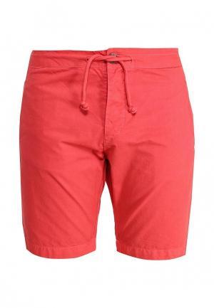 Шорты Fresh Brand. Цвет: красный