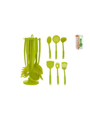 Кухонные аксессуары Green Top. Цвет: салатовый