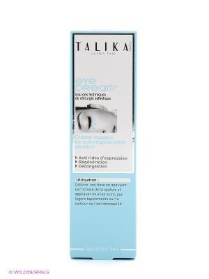 Eye Dream ночная восстанавливающая маска для контура глаз Talika. Цвет: голубой, белый