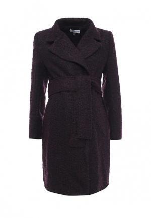 Пальто Envie de Fraise. Цвет: фиолетовый
