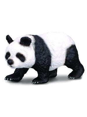 Большая панда, L 9,6 см Collecta. Цвет: белый, черный