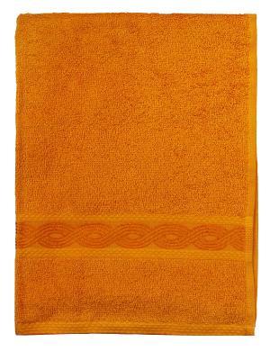 Полотенце ZLATA KORUNKA. Цвет: оранжевый