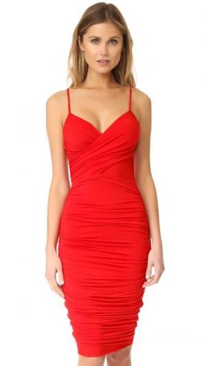 Платье Cumbia Bailey44. Цвет: оранжевый
