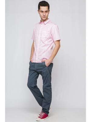 Рубашка Formalab. Цвет: розовый