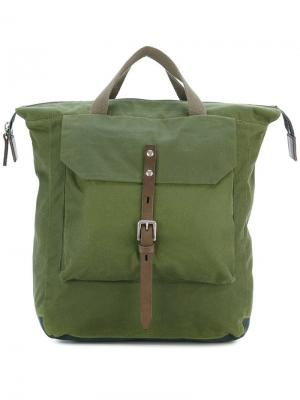 Рюкзак Frances Ally Capellino. Цвет: зелёный