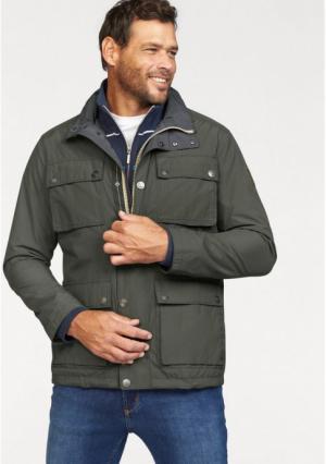 Куртка MANS WORLD MAN'S. Цвет: оливково-зеленый