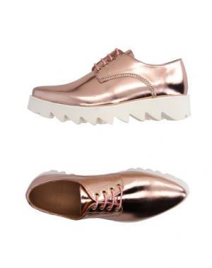 Обувь на шнурках SWEAR-LONDON. Цвет: медный