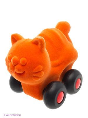 Кошка Rubbabu. Цвет: оранжевый