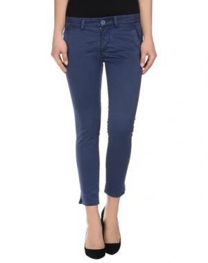 Повседневные брюки KAYLA. Цвет: темно-синий