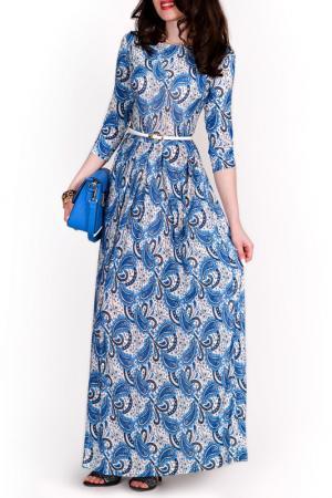Платье FRANCESCA LUCINI. Цвет: нефритовый