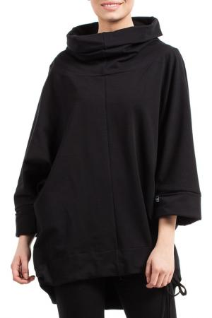 Sweatshirt BeWear. Цвет: black