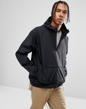 Dickies Черная куртка Smithfield. Цвет: черный