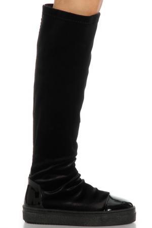 Сапоги Zumita. Цвет: черный