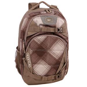 Рюкзак спортивный  Rebel 15 Ombre Tan Ogio. Цвет: бежевый,зеленый
