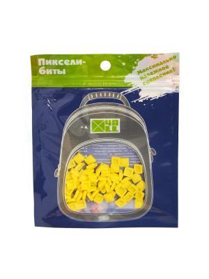 Бит для панели рюкзака KIDS, 80 шт., 4All. Цвет: светло-желтый