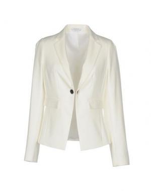 Пиджак BIANCOGHIACCIO. Цвет: белый
