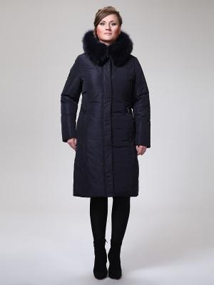 Пальто Black Daffodil. Цвет: темно-синий