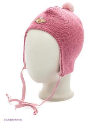 Шапка Kivat. Цвет: розовый, бледно-розовый