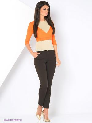 Болеро RUXARA. Цвет: оранжевый