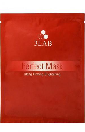 Маска для лица Lifting. Firming. Brightening 3LAB. Цвет: бесцветный