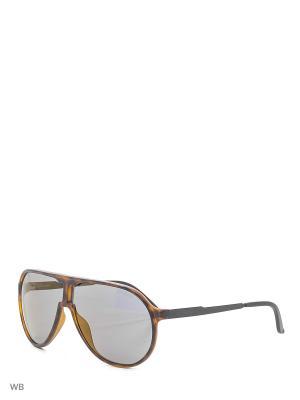 Солнцезащитные очки CARRERA NEW CHAMPION L2L. Цвет: коричневый