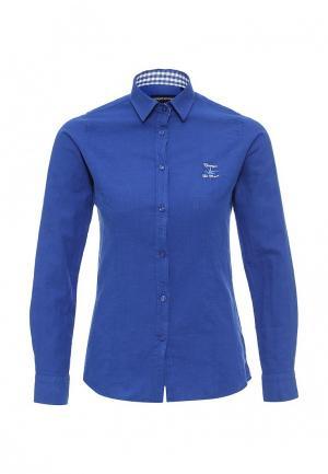Рубашка Giorgio Di Mare. Цвет: синий
