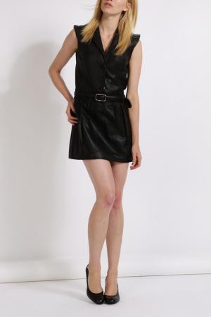 Платье HElium. Цвет: black