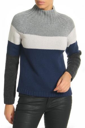 Джемпер Les Copains. Цвет: серый, синий
