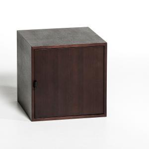 Ящик с 1 дверцей Kouzou, дизайн Э.. Галлина AM.PM.. Цвет: ореховый