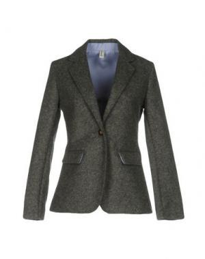 Пиджак SOUVENIR. Цвет: светло-серый