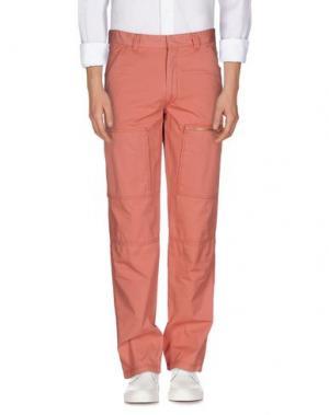 Повседневные брюки BROOKSFIELD. Цвет: лососево-розовый