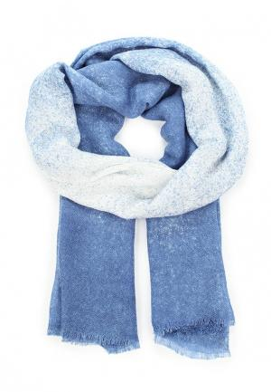 Палантин Zarina. Цвет: синий