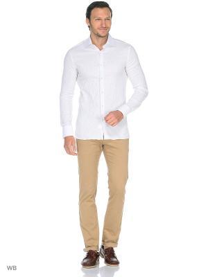 Рубашка Fayzoff-SA. Цвет: белый