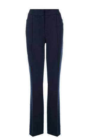 Расклешенные брюки с завышенной талией и карманами Dsquared2. Цвет: коричневый