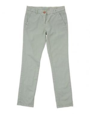 Повседневные брюки SCOTCH R'BELLE. Цвет: светло-зеленый