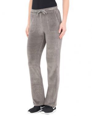Повседневные брюки DEHA. Цвет: серый