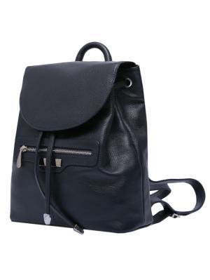 Рюкзак Forte. Цвет: темно-синий