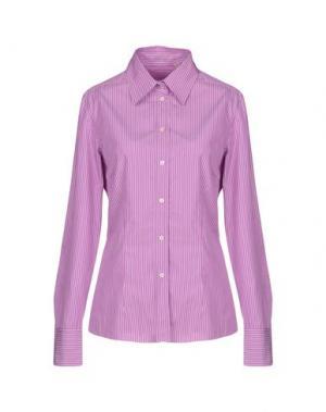 Pубашка VAN LAACK. Цвет: розовато-лиловый