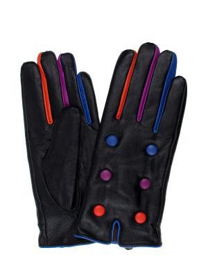 Перчатки Gusachi. Цвет: черный, оранжевый, синий