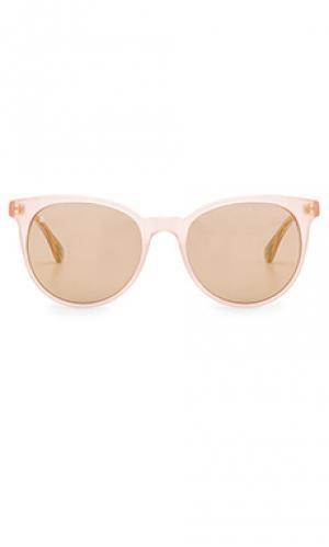 Солнцезащитные очки norie RAEN. Цвет: румянец