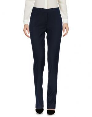 Повседневные брюки SINÉQUANONE. Цвет: темно-синий