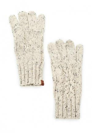 Перчатки Rip Curl. Цвет: бежевый
