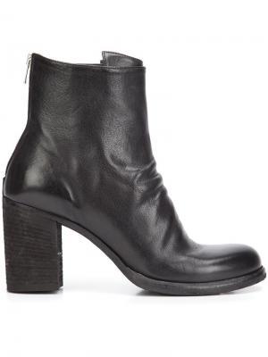 Ботинки Vernon Officine Creative. Цвет: чёрный