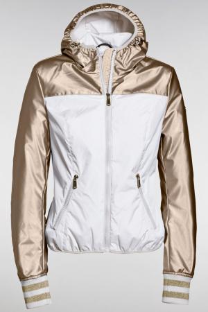 Куртка Goldbergh. Цвет: белый