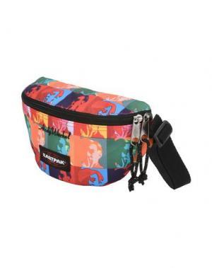 Рюкзаки и сумки на пояс EASTPAK. Цвет: оранжевый